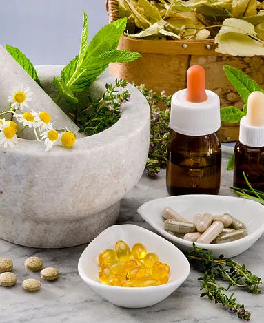 Our bodies continually strive to maintain good health and harmony and Naturopathy.
